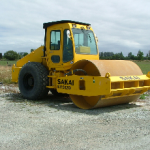 12 TONNE CONSTRUCTION ROLLER