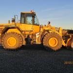 20 Tonne wheeled loader