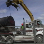 LOADING A FUEL TANK at BP